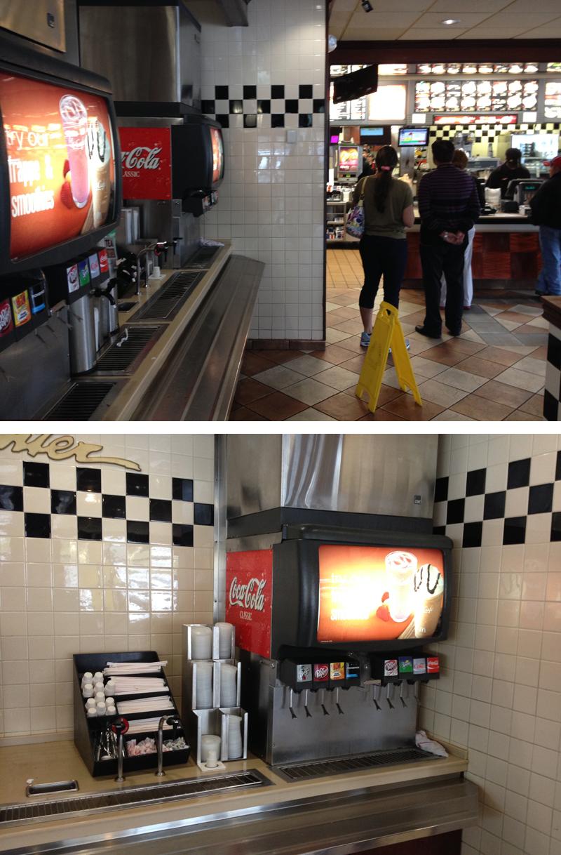 McDonald Drink
